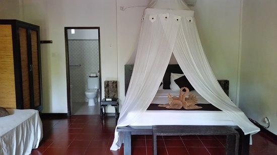 Tropical Bali Hotel: une chambre