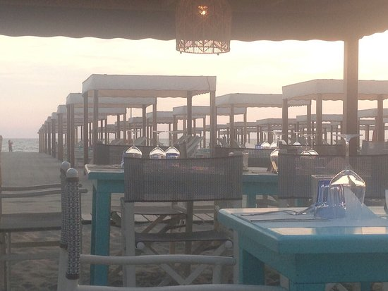 Photo g picture of beach restaurant florida viareggio