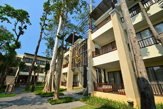 Kacha Resort & Spa, Koh Chang: Seaside Deluxe Building