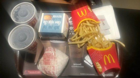 Macdonalds Restaurant