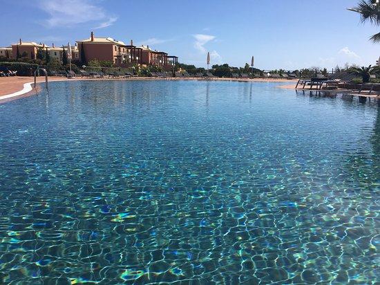 Monte Santo Resort: Pool overview