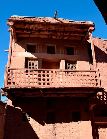A house in Abyaneh