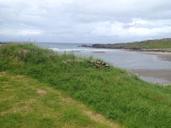 Glencolmcille, Irlandia: Nearby Beach