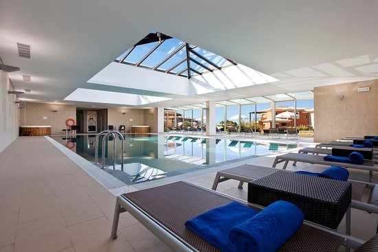 Monte Santo Resort: Indoor Pool