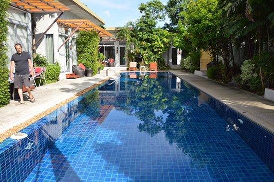 Phu NaNa Boutique Hotel: le site, petit mais bien