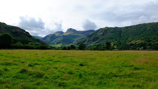 Mountain Goat Tours: Journey past the Langdale Pikes skyline