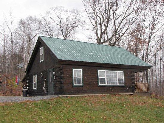 Bingham, ME: cabin 2