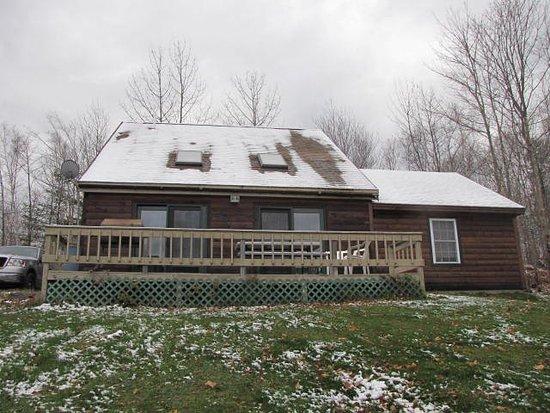 Bingham, ME: cabin 3