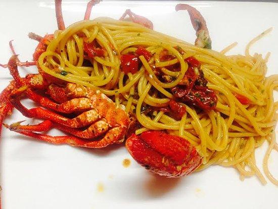 Al Capriccio : Spaghetto con Aragosta