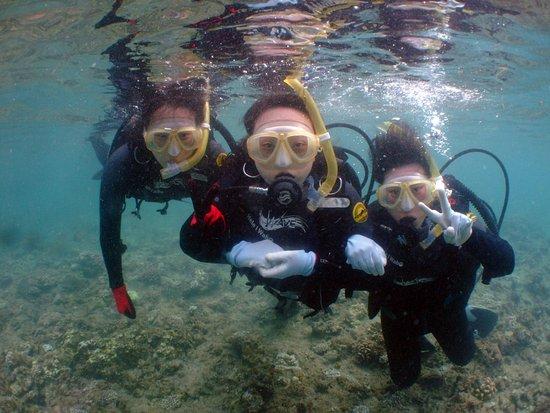 Wave Marine Club: 푸른 동굴을 다녀오며~
