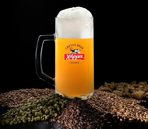 Charma Blong Lager, unfiltered, unpasteurized