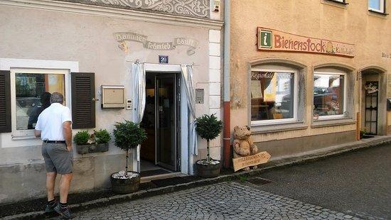 Steinbach an der Steyr, Austria: Gallery & shop in Steinbach