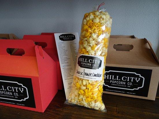 Hill City Popcorn