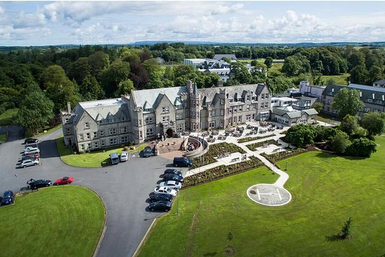 Breaffy House Resort: Nice place to stay in Co.Mayo
