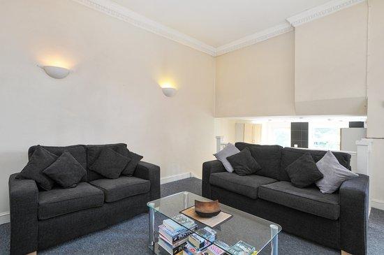 Access Maida Vale: Living Room