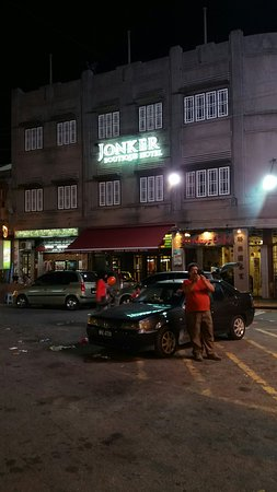 Jonker Boutique Hotel: Nice hotel and good location