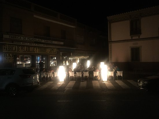 Casinos, España: Restaurante La Carmela