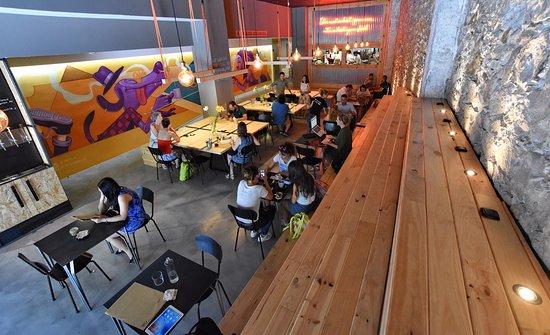 comedor - Picture of Somewhere Cafe BCN Aragon, Barcelona - TripAdvisor