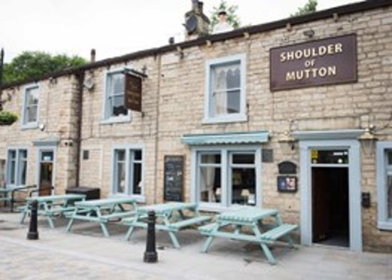 Hebden Bridge, UK: Shoulder of Mutton
