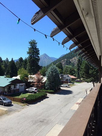 Howard Johnson Express Inn - Leavenworth: View