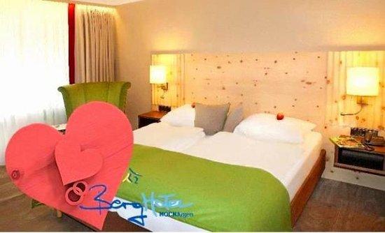 Berghotel Hochfügen: Doppelzimmer