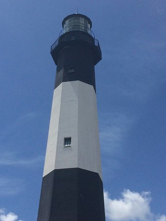 Tybee Island Lighthouse Museum: The Tybee Lighthouse
