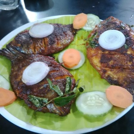 The Malabar Non Veg Restaurant Speciality Seafood Dishes