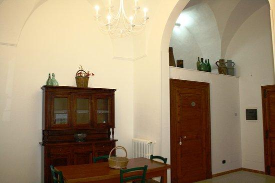 Soggiorno - Picture of B&B Residenza Santa Lucia, Galatone - TripAdvisor