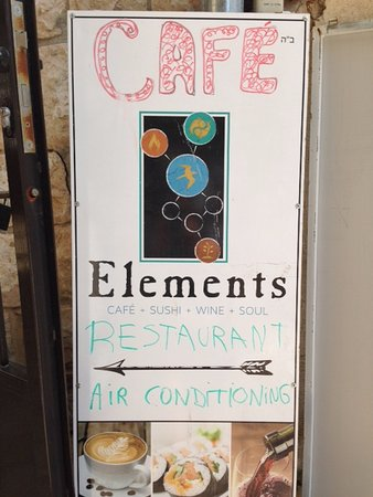 Elements Cafe
