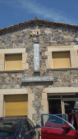 Riudarenes, España: Hostal Mallorquines