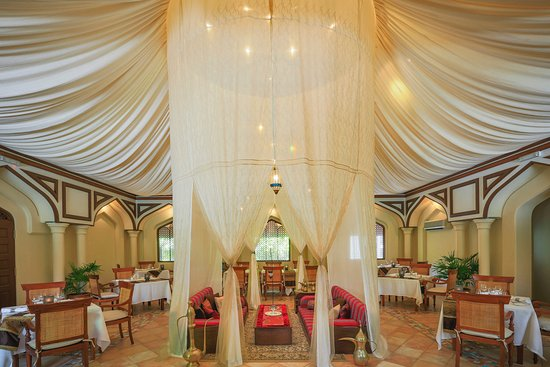 Al Qasr Arabic Restaurant At Kurumba