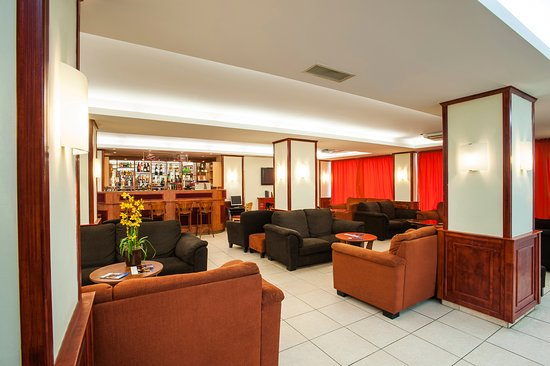 Atlas City Hotel: Lobby