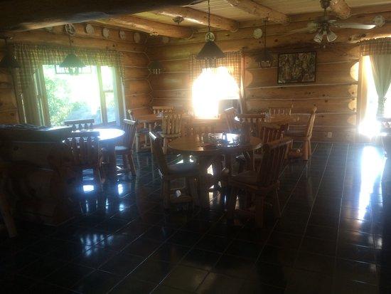 The Listening Inn: Best breakfast