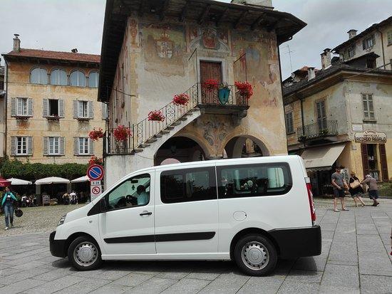 David's BlueTaxi - Stresa Orta San Giulio