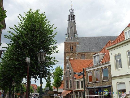 De Sint Laurenskerk van Weesp uit 1462