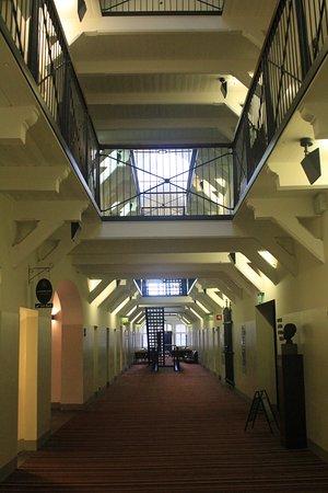 Hotel Katajanokka: Jail corridor