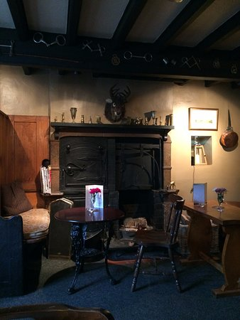 Appleton le Moors, UK: The inglenook