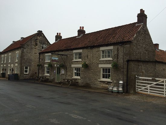 Appleton le Moors, UK: The frontage
