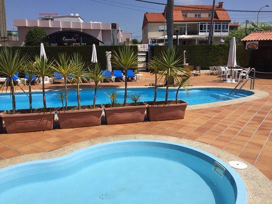 Hotel Canelas, hoteles en Sanxenxo