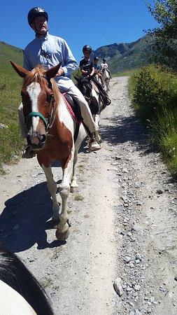 Séez'à cheval, les balades du Mont