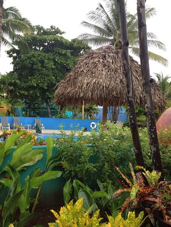 Alma del Pacifico Beach Hotel & Spa: Grounds are gorgeous