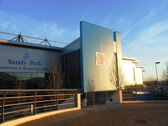 Sandy Park Stadium