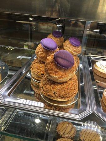 Excellent pastries