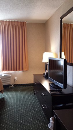 Comfort Inn & Suites North: nice room