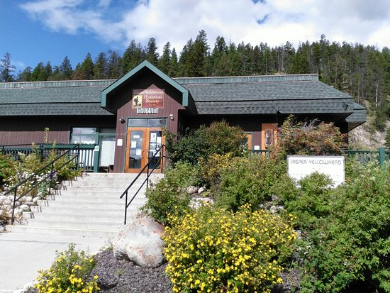 Jasper-Yellowhead Museum & Archives