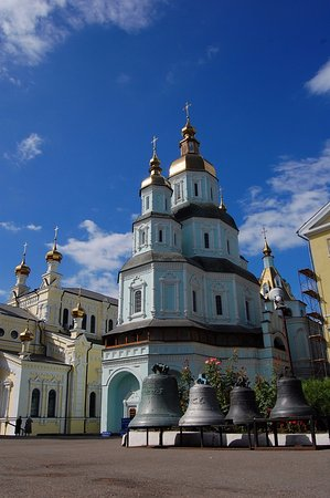 Holy Virgin Monastery