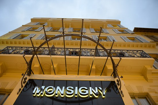 Hotel Monsigny