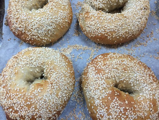 Lubec, ME: Fresh Bagels
