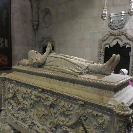 バスコダガマの石棺 - リスボン...