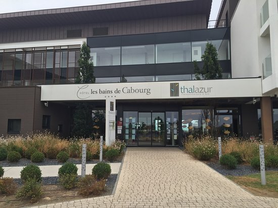Picture of hotel les bains de cabourg for Hotels cabourg